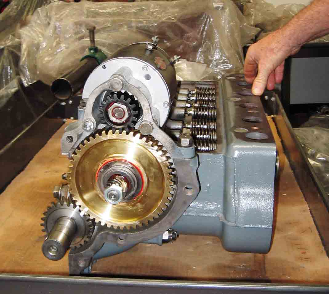 Model T Ford Forum: What Are The Best Timing Gears?