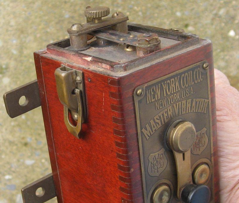 vibrator coil