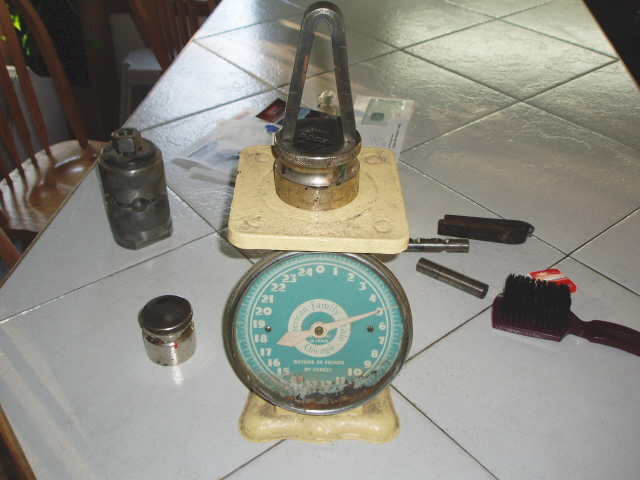 Magnet  weight