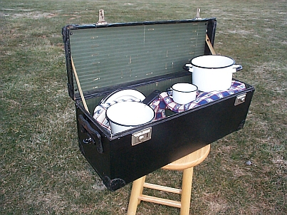 1920 Running Board Mobile Canteen