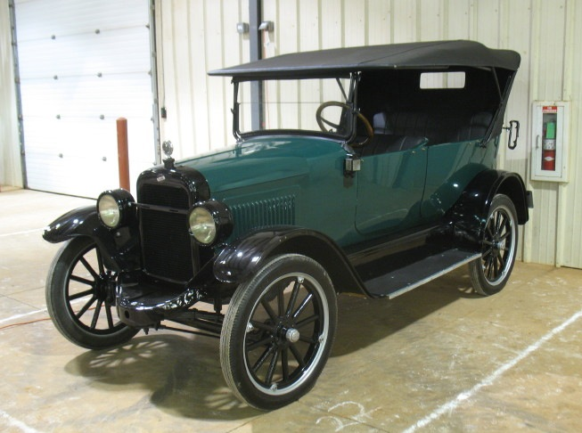 1000+ images about Cars 1911 to 1929 on Pinterest | Models ... |1929 Dodge Touring Car