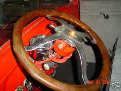 fatman steering wheel