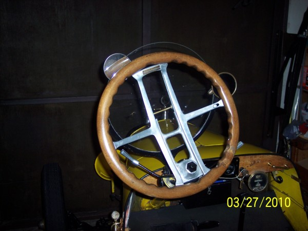 Neville More Room Steering Wheel pic 2