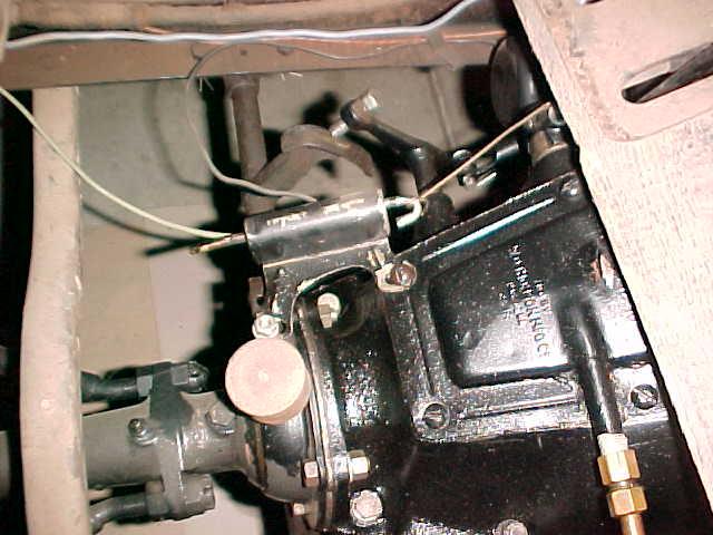 Model T Ford Forum Home Built Brake Light Switch