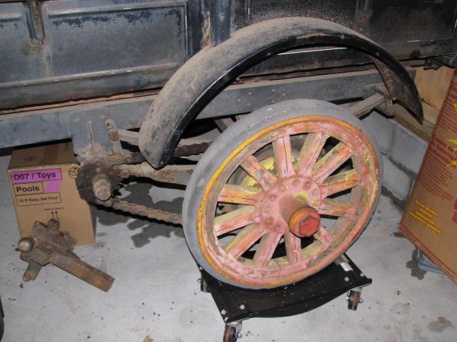 Model T Ford Forum: Smith Form a Truck   Help needed