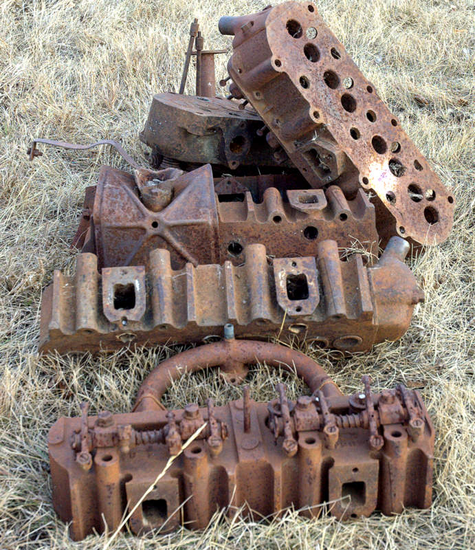 Ford 2 3 D Port Head: Model T Ford Forum: What Is The Number Of Chevy 4 Cly Head?
