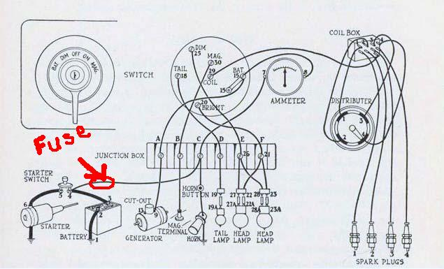 53 jubilee tractor parts diagram