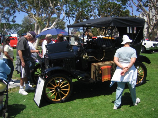 1916 ford model t value