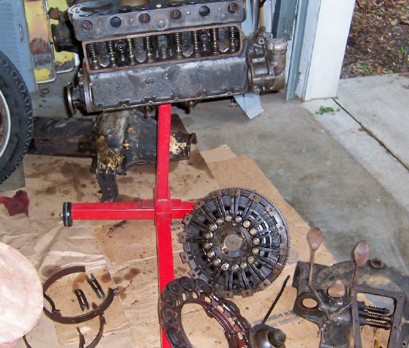 Model T Ford Forum: Tranny Removal