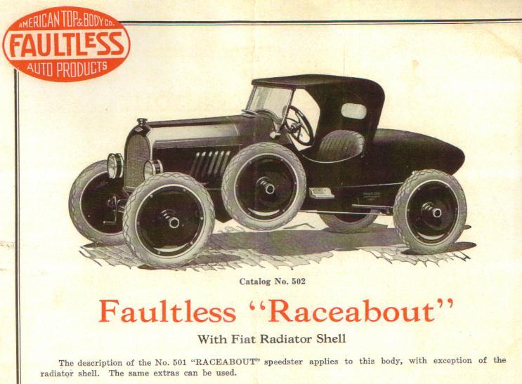 Model T Ford Forum Faultless Speedster More Progress