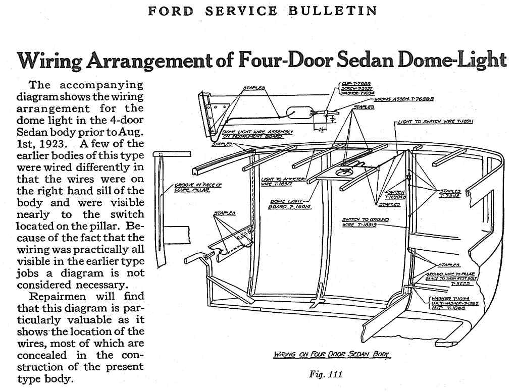 169577 model t ford forum dome light ? car dome light wiring diagram at soozxer.org