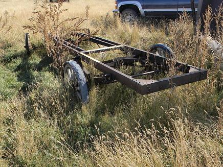 Model t ford forum circa 1920 smith form a truck kit frame for A frame kits for sale