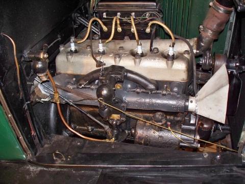 Model T Ford Forum Atlas Exhaust Heater Manifold