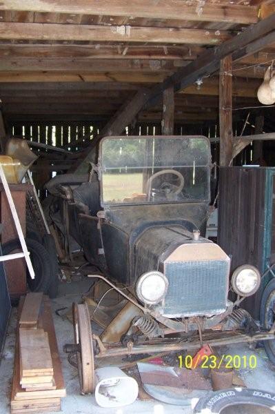 my barn find