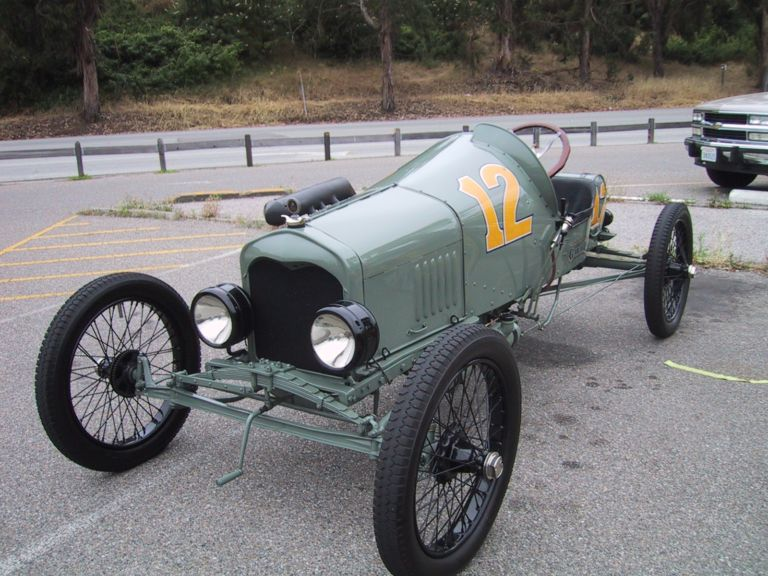 Old Modified Race Cars For Sale >> Model T Ford Forum: More info on this radiator shell