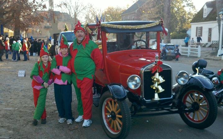 Williamsburg Christmas Parade