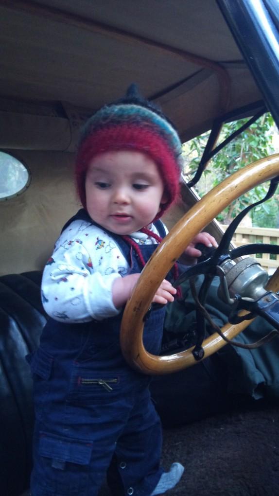 flynn driving