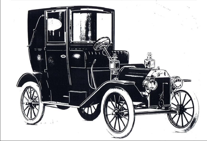 Model T Ford Forum: Model T Town Car body plans