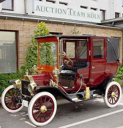 town car 1913