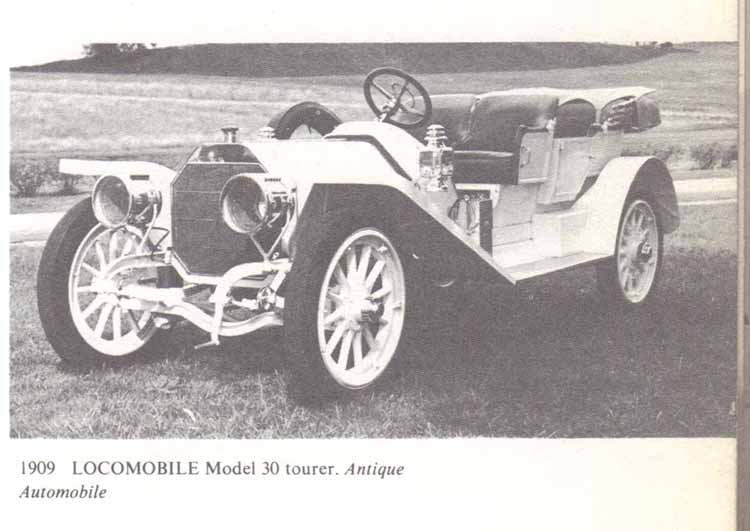 1910 Locomobile