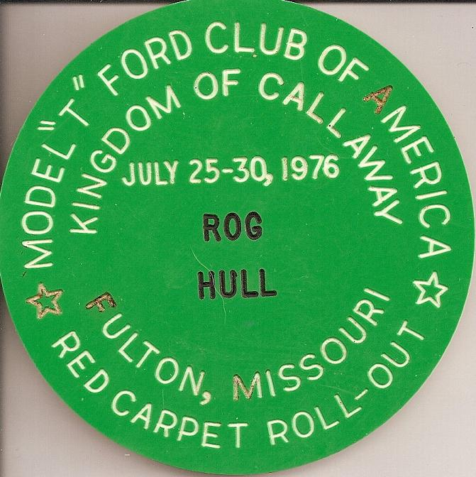 Fulton MO Tour Pin