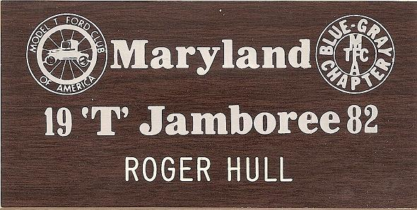 Maryland Jamboree