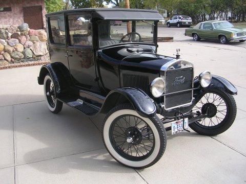 1927 Tudor
