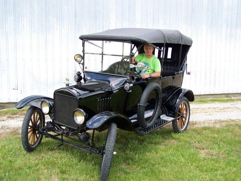 1921 Touring