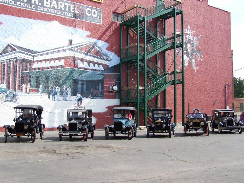 Hoosier Model T Ford Club