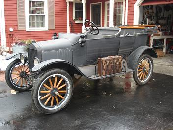 Please Tell Me What Year My T Was Made The Bill Of Says 1923 Engine Is A 1921 Windshield Slopes Inward