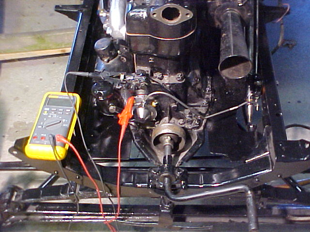 Model T Ford Forum  Timer Control Rod