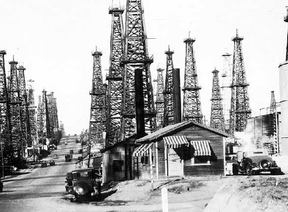 Model T Ford Forum Old Photos Los Angles Oil Fields