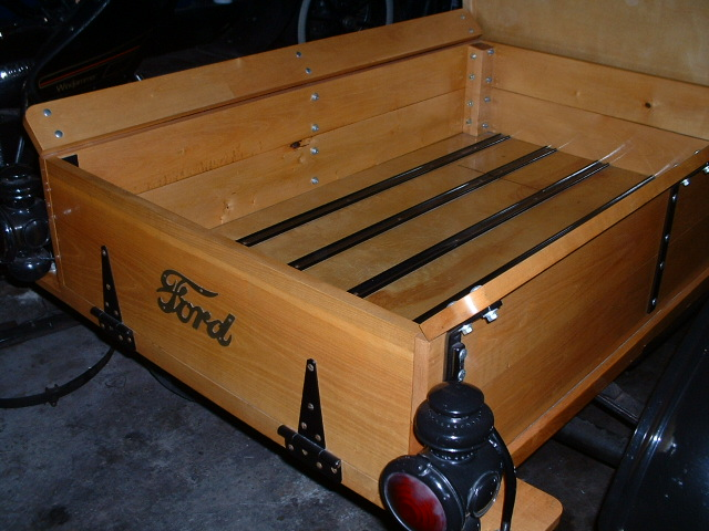 Model T Ford Forum Hinges For Wooden Tailgate Roadster