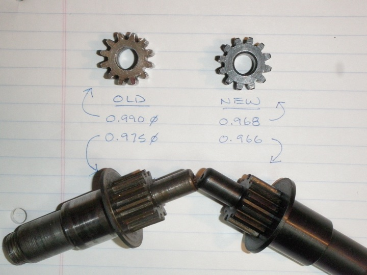 Model T Ford Steering Parts : Model t ford forum steering gear repro parts problem