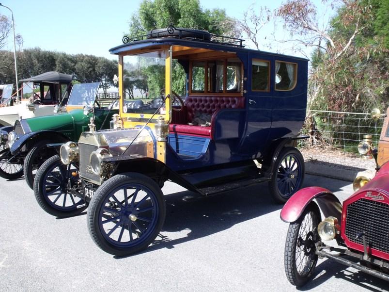 Model T Ford Forum: Pt5: 2nd Annual Veteran Car Club Rally - 2/3 ...