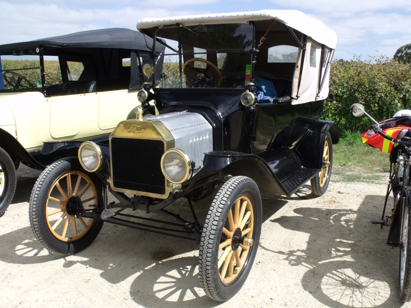 Model T Ford Forum: Pt6: 2nd Annual Veteran Car Club Rally - 2/3