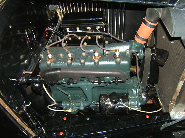 Model T Ford Forum Cut Away T Engine Info Images Please