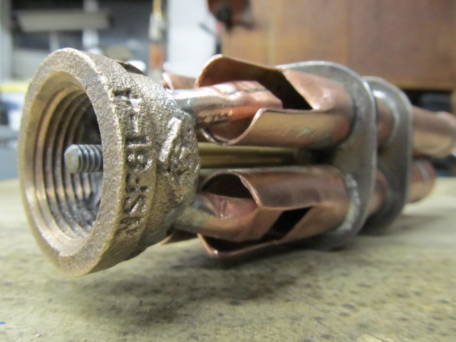 Model T Ford Forum: Afternoon project: Home made Exhaust