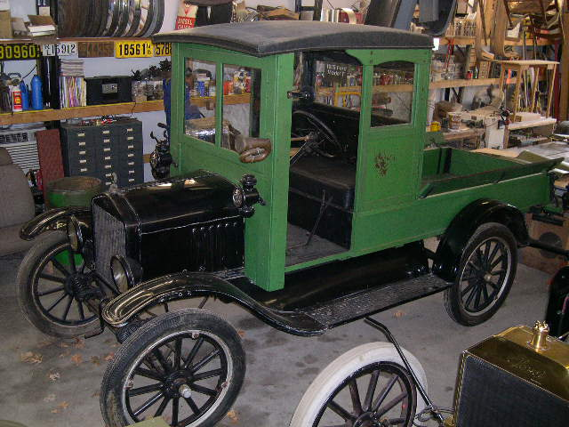 Model T Ford Forum: How to remove a Model T body by yourself