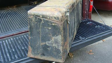 Best Used Family Car >> Model T Ford Forum: What kind of trunk is this?