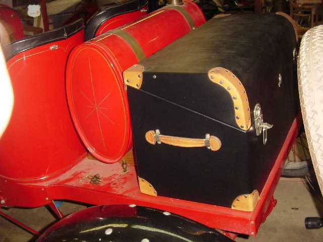 Model T Ford Forum: How would one describe T steering?