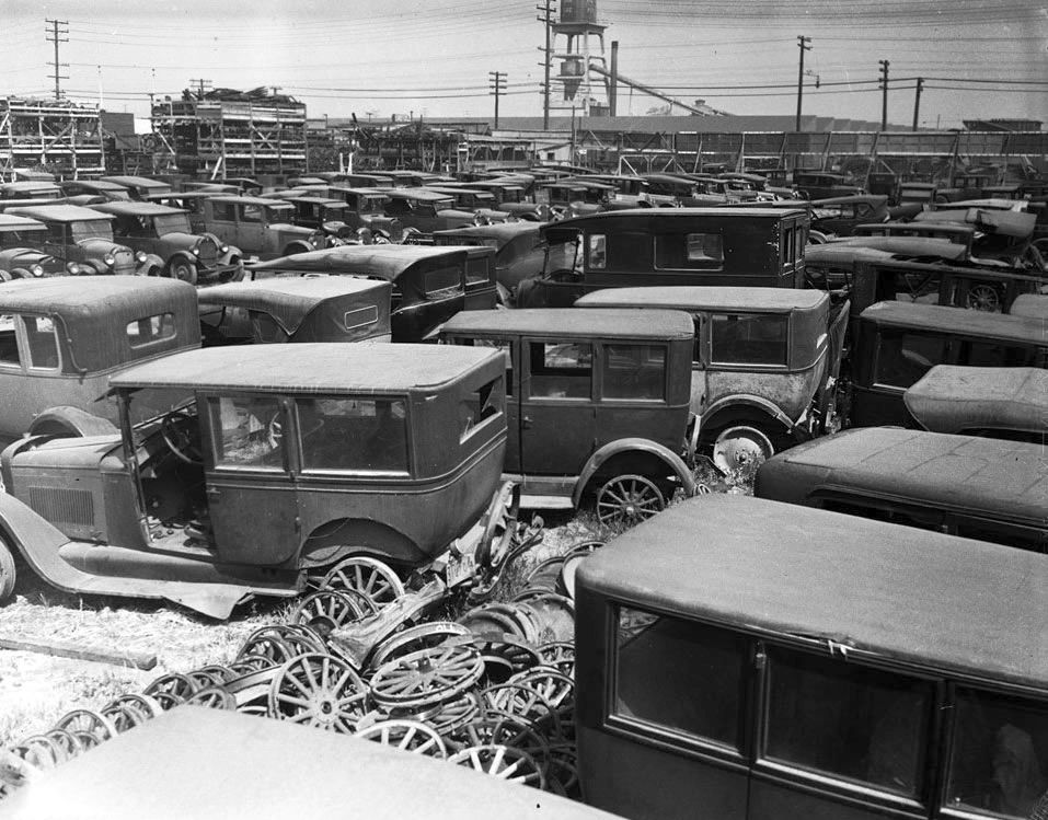 Salvage Car Dealerships In Los Angeles