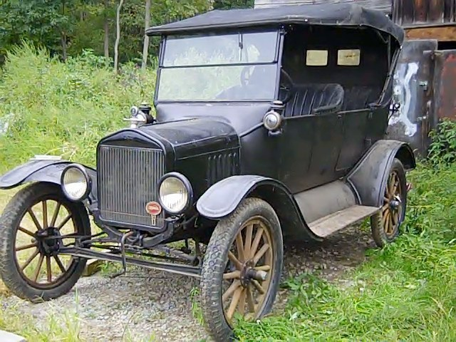 : 1923 ford model t touring car - markmcfarlin.com