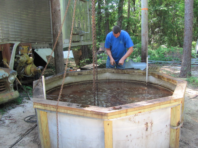 Model T Ford Forum Molasses As A Rust Remover