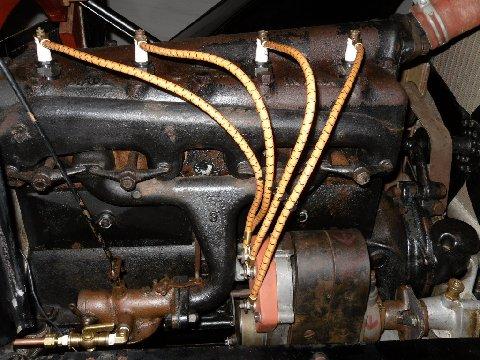 Model T Ford Forum: External magneto for Model T engine