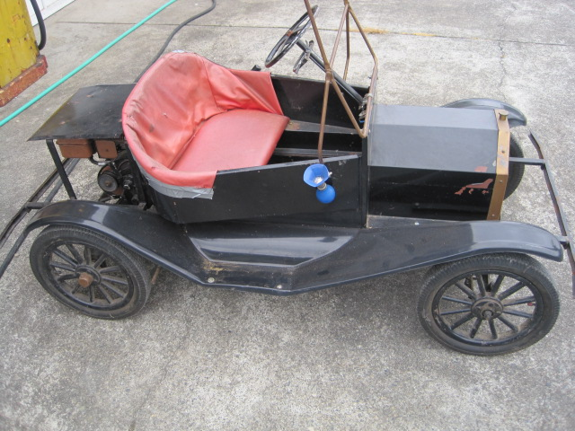 Model T Ford Forum: OT Model T Shriner go karts