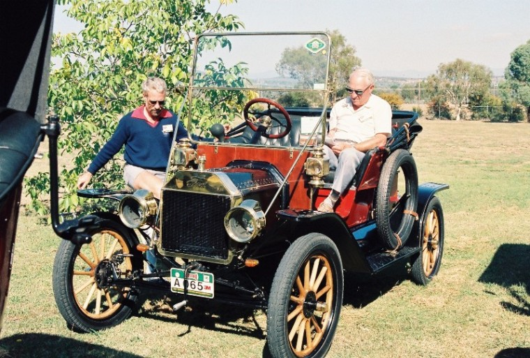 Here in Adealide South Australia it was C410 that was restored anout 30 years ago with an incorrect 1912 Mother-In-Law body photo below. & Model T Ford Forum: Earliest u0027Cu0027 car markmcfarlin.com