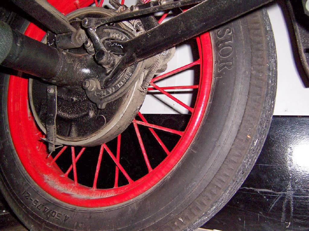 brake handle rubber