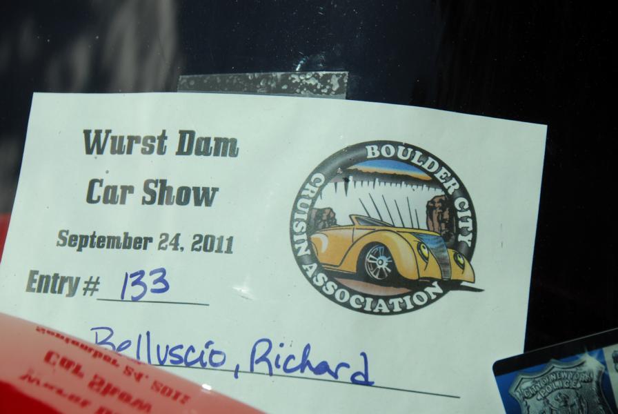 Boulder City Car Show September
