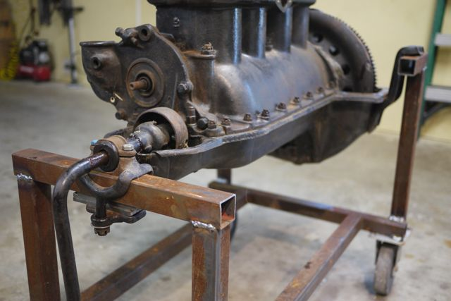 ford model a engine stand